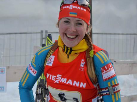 Юлия Джима— лучшая спортсменка января вУкраинском государстве