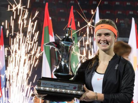 Украинские теннисистки стартовали спобед натурнирах вМалайзии иМексике