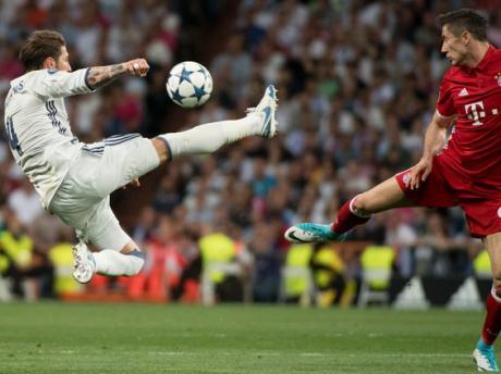 «Ювентус» и«Монако» вышли вполуфинал Лиги чемпионов