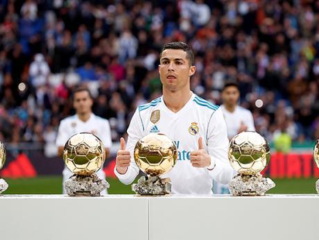 Криштиану Роналду не желает продлевать договор с«Реалом»